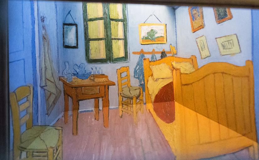 NIEUWS: expo Van Gogh Mini's in MOTI Breda