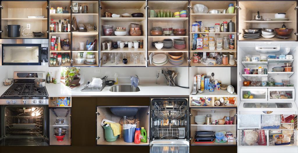 Israeli-NYC kitchen