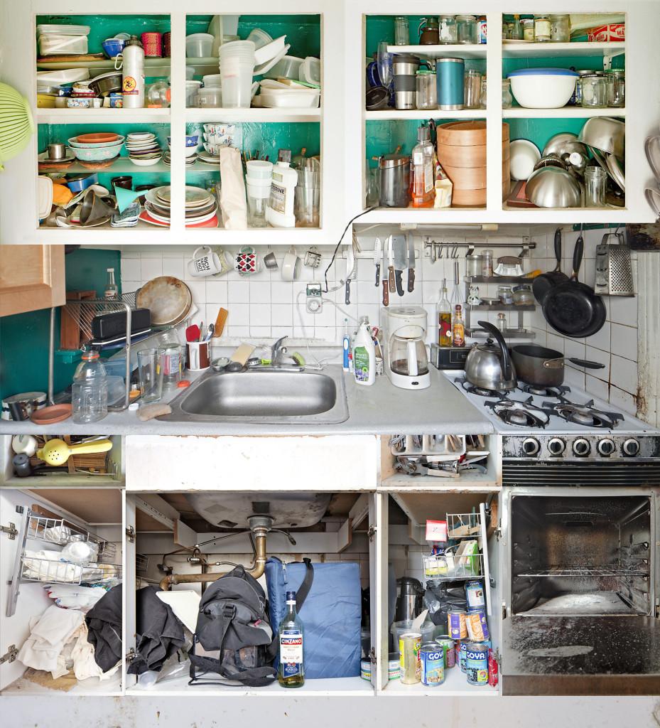 Japanese-NYC kitchen