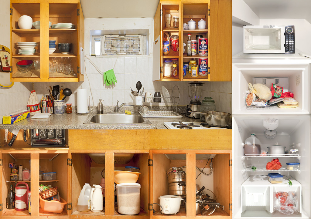 Tibetan-NYC kitchen