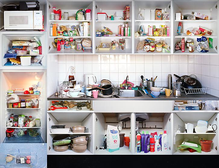Nederlands-Amsterdamse Studenten keuken